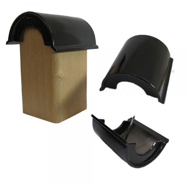 RONDO 94 x 94 schwarz RAL 9005 Angebot